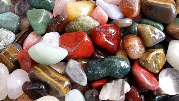 різноманітність мінералів